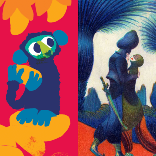 2 Masterclass ON DEMAND: Building a successful picturebook + Aladdin and the magic lamp
