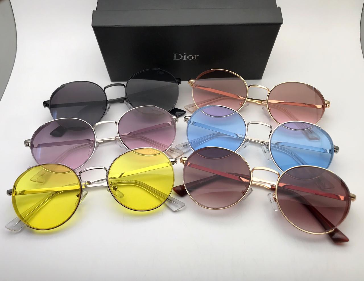 DIOR Sunglasses For Women with Brand box