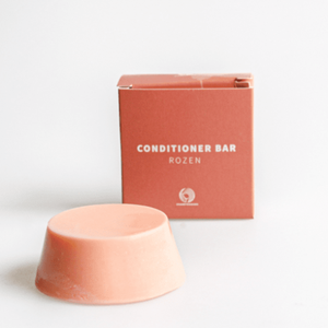 Conditioner Bar Rozenblaadjes