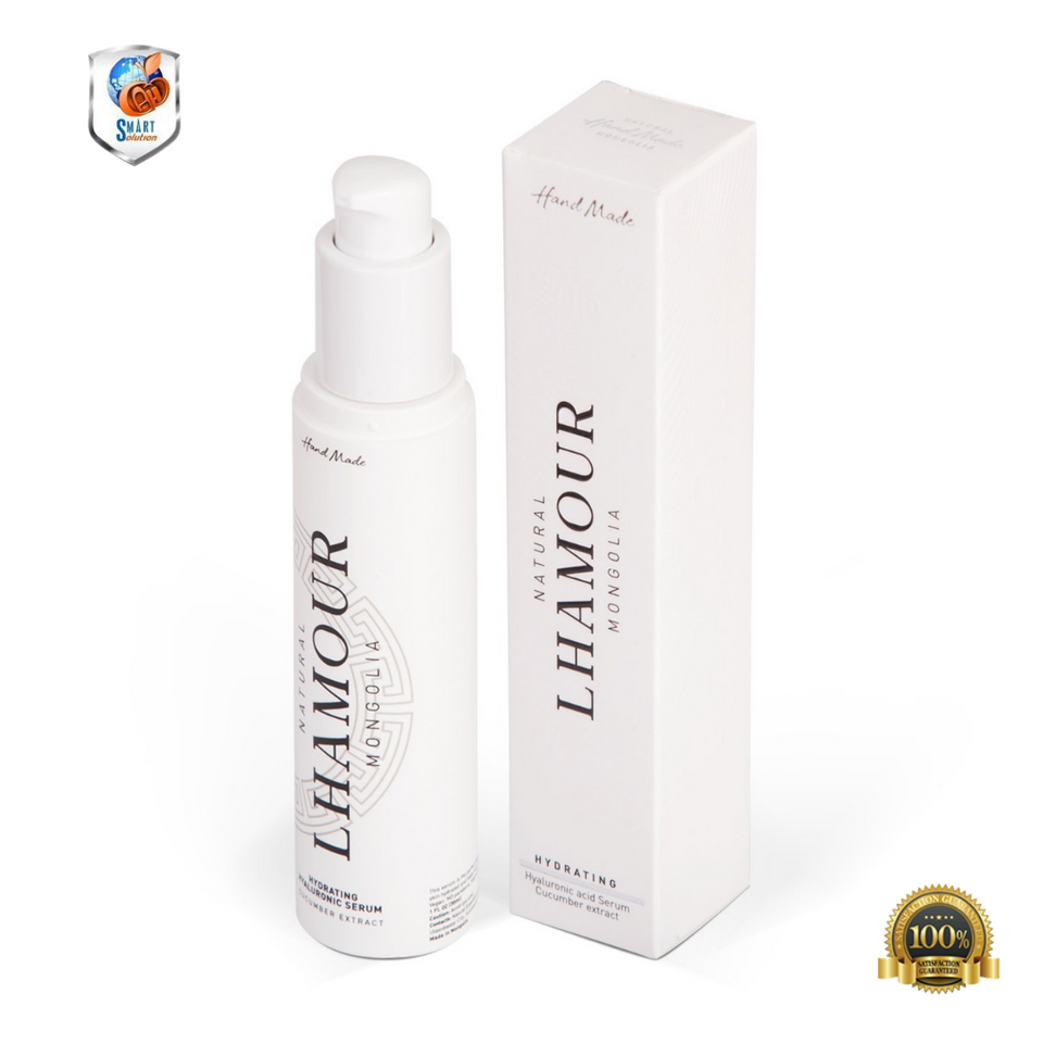 Hydrating hyaluronic serum - Case of 6