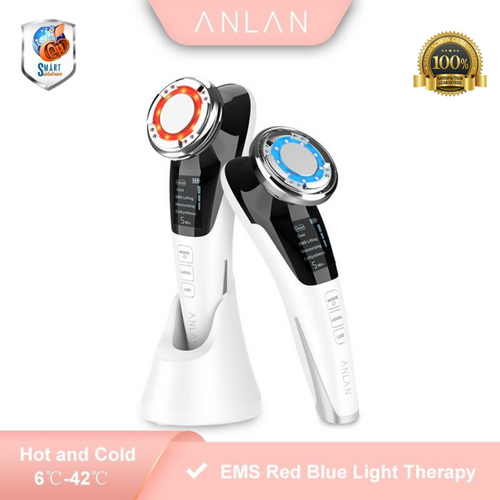 EMS Facial Massager LED