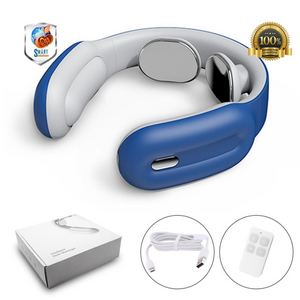 Smart Electric Neck and Shoulder Massager Low Frequency Magnetic