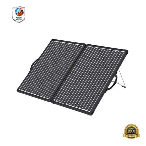 ACOPOWER PLK 100W Portable Solar Panel Kit Lightweight Briefcase