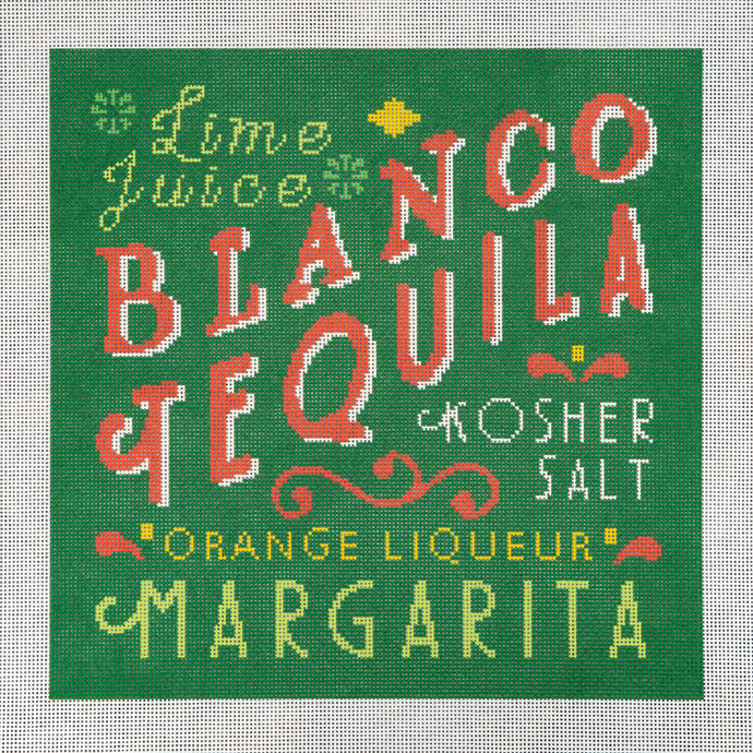 Needlepoint Canvas - Margarita