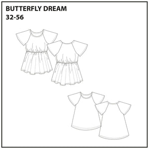 Butterfly Dream 32-56