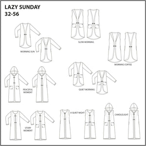 Lazy Sunday 32-56