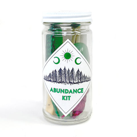 Abundance and Wealth Kit