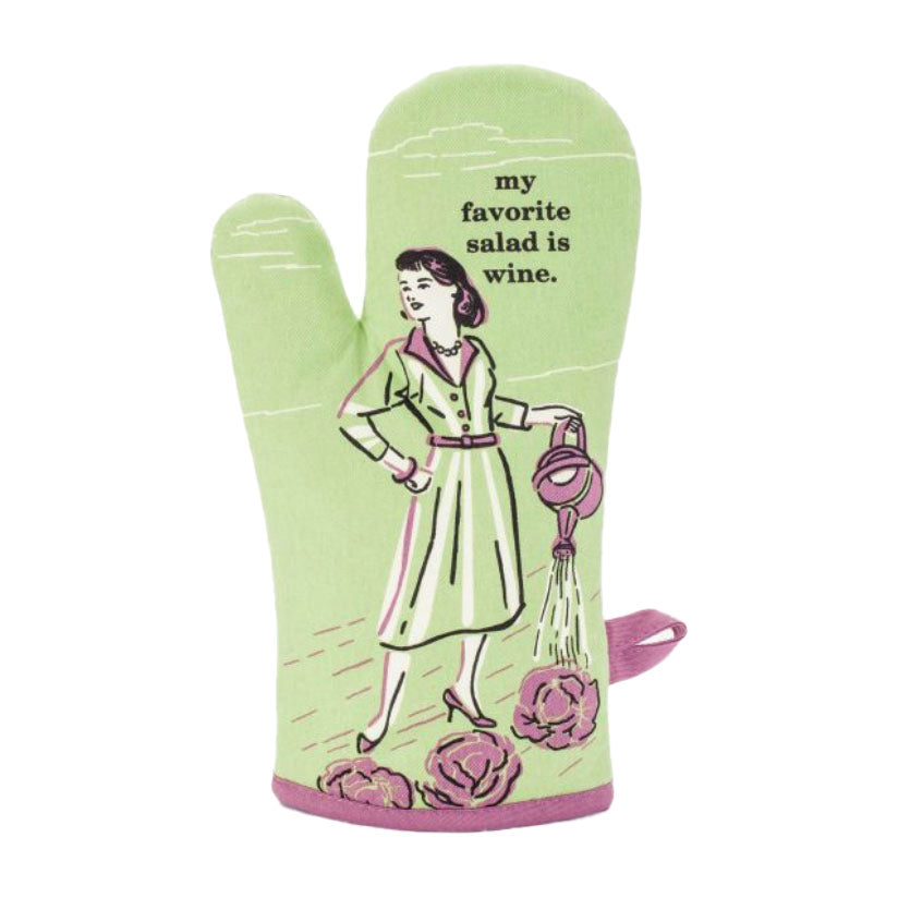 Fun and Cheeky Oven Mitts