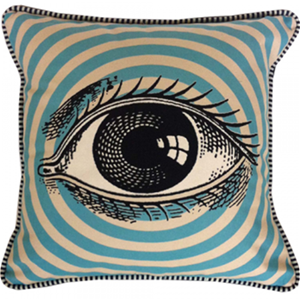Spitfire Girl Pop Art Eye Pillow