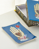 Christian Lacroix Hand and Heart Porcelain Tray