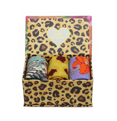 Ladies Sock Gift Box