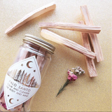 Ritual Kit Palo Santo Jar