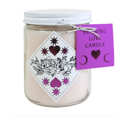 Ritual Candle Burning Love 16 oz
