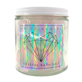 Crystal Heart Bath Salt