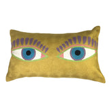 evil eye pillow