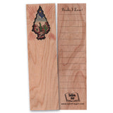 Wood Bookmarks II