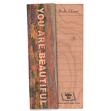 Wood Bookmarks Landscapes