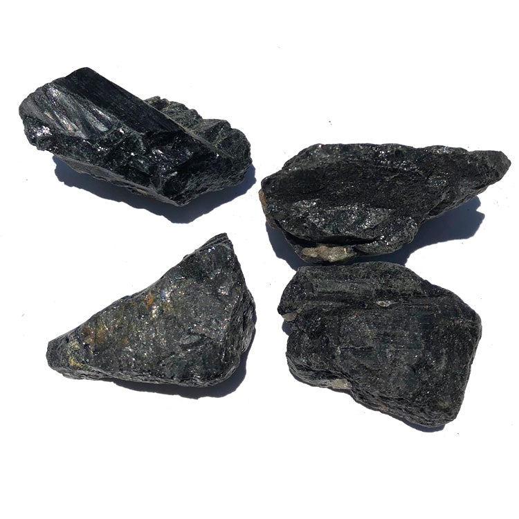 Black Tourmaline Raw