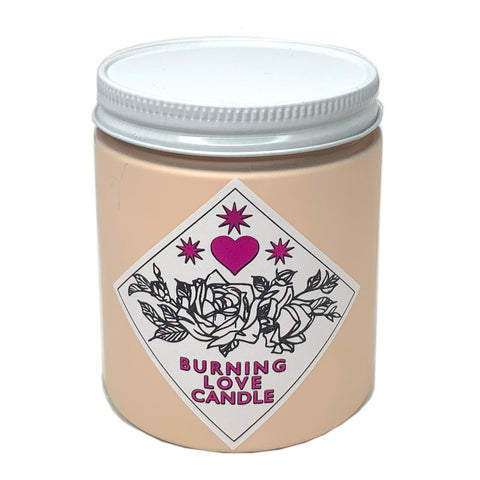 Burning Love Candle 6oz