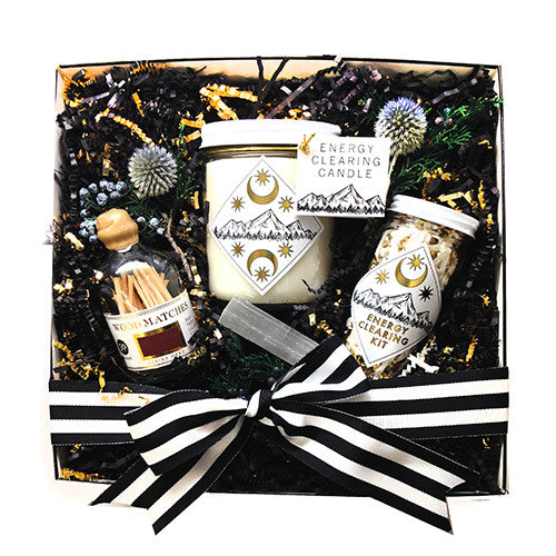 Energy Clearing Gift Set Spitfire Girl
