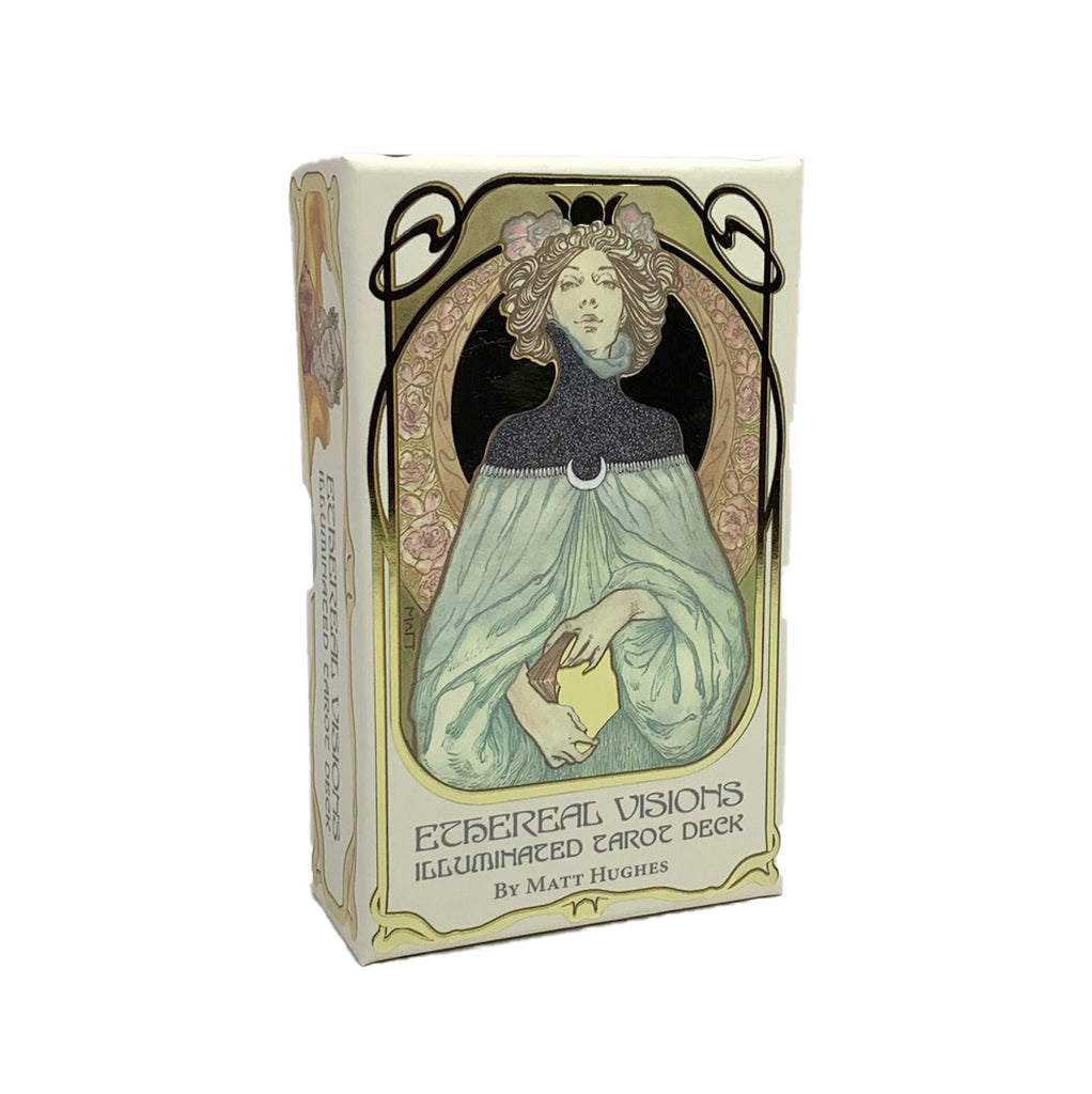 Tarot Deck Ethereal Visions: Illuminated