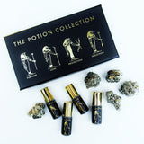 Potion Perfume collection gift box set includes Fortune, Love, Protection, Seduction