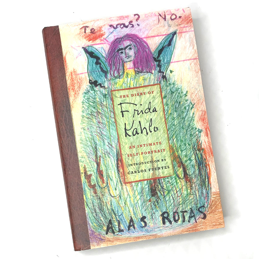 The Diary of Frida Khalo an Intimate Self Portrait