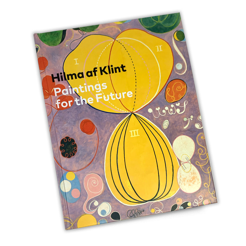 Hilma Af Klint Paintings of the Future Book