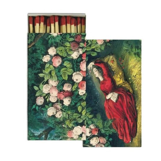 John Derian Matches Sleeping Beauty