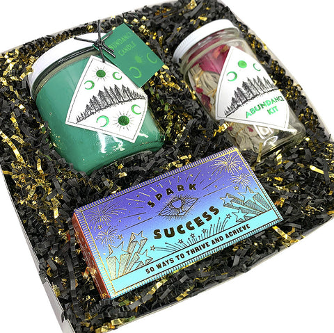Abundance and Success Gift Box