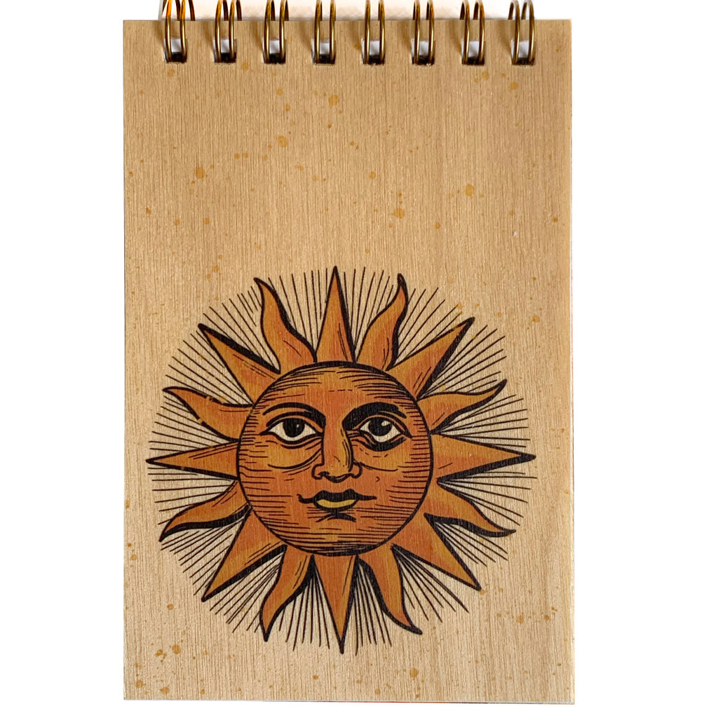 Wood Notepad