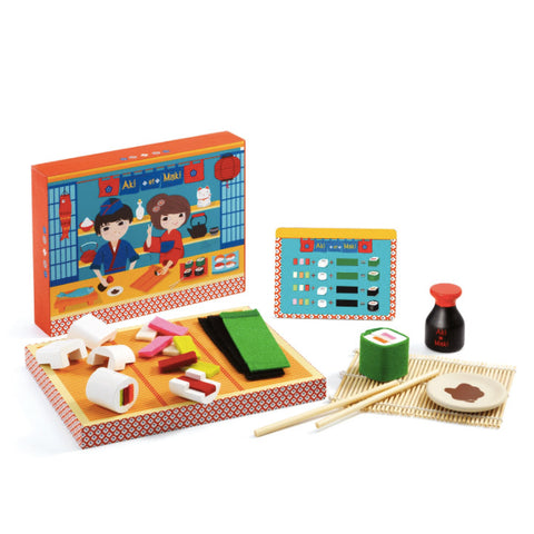 Role Play Aki & Maki Sushi Box