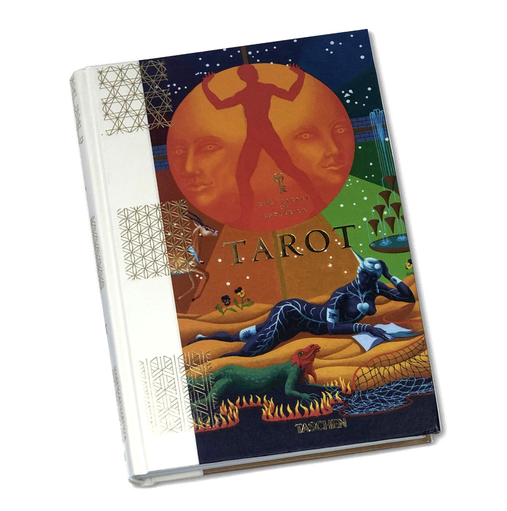 Tarot Book The Library of Esoterica