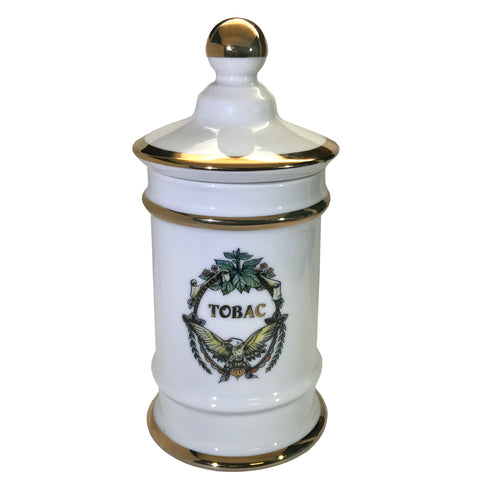 Apothecary Tobac Candle