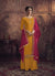 YellowGeorgette Salwar Suit