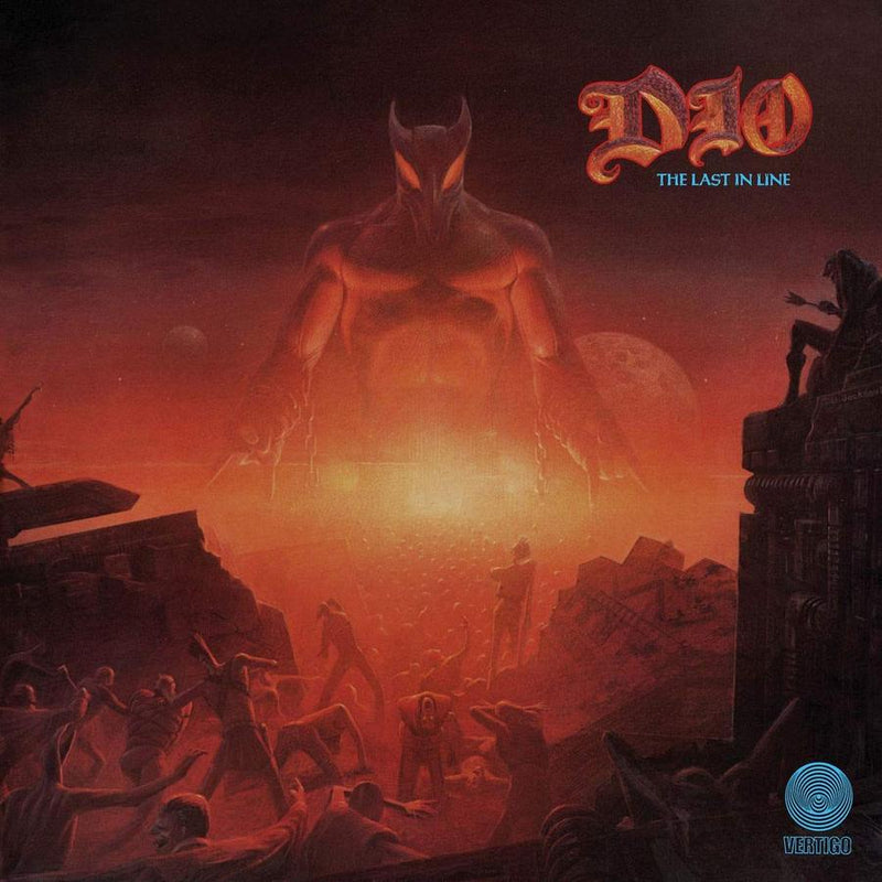 Buy Dio - The Last In Line (United Kingdom - Import Vinyl)