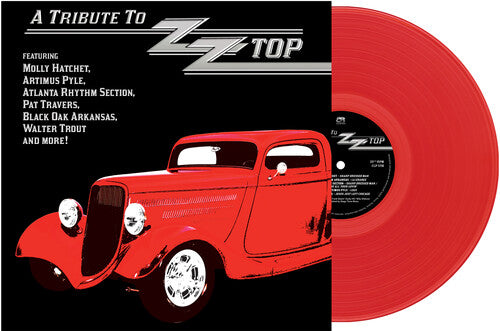 Buy Various Artists - A Tribute To ZZ Top (Red Vinyl)