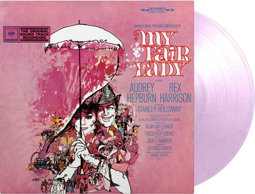 Buy Audrey Hepburn / Rex Harrison - My Fair Lady (Expanded 1964 Original Soundtrack) (Purple Vinyl, Limited Edition, Bonus Tracks)