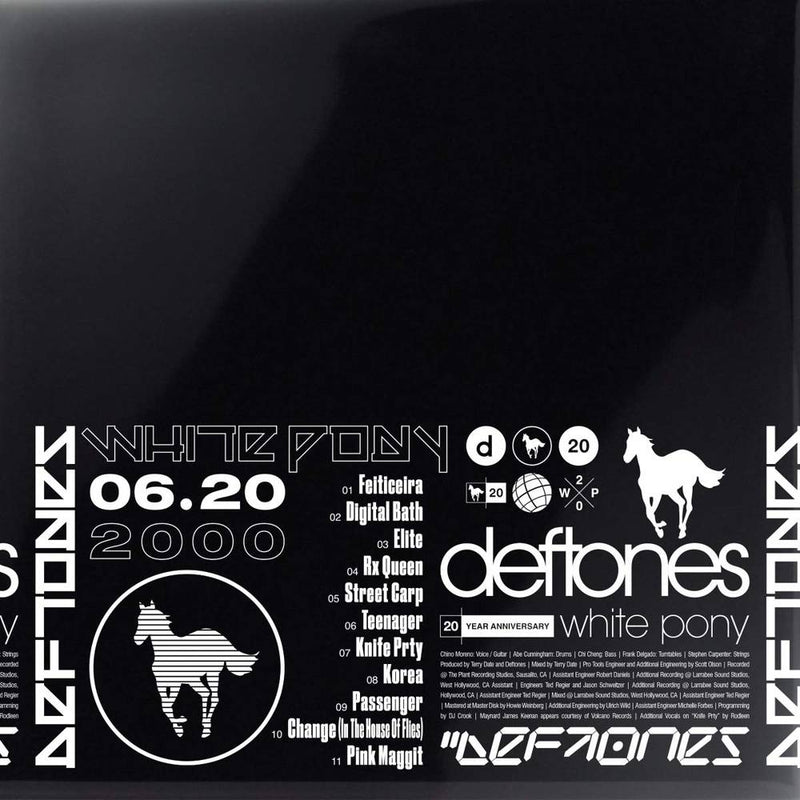 Buy Deftones - White Pony (Deluxe Edition, Indie Exclusive, Anniversary Edition Vinyl)