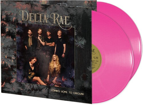 Buy Delta Rae - Coming Home To Carolina (Pink Vinyl)