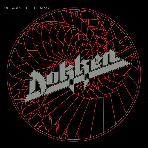 Buy  Dokken - Breaking The Chains (180 Gram Vinyl, Colored Vinyl, Red, Clear Vinyl, Limited Edition)