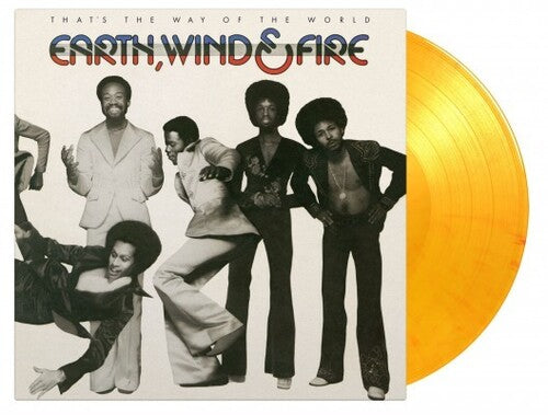 Buy Earth, Wind & Fire - That's The Way Of The World (Limited Flaming Orange & Yellow Colored Vinyl Import)