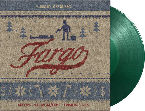 Buy Jeff Russo - Fargo: Season 1 (Original Television Soundtrack) [Green, Limited Edition, 180 Gram Vinyl]