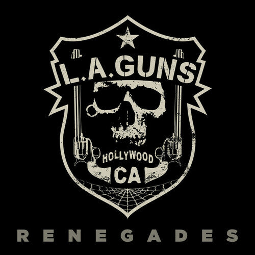Nuy L.A. Guns - Renegades (Black Vinyl, Limited Edition, Indie Exclusive)