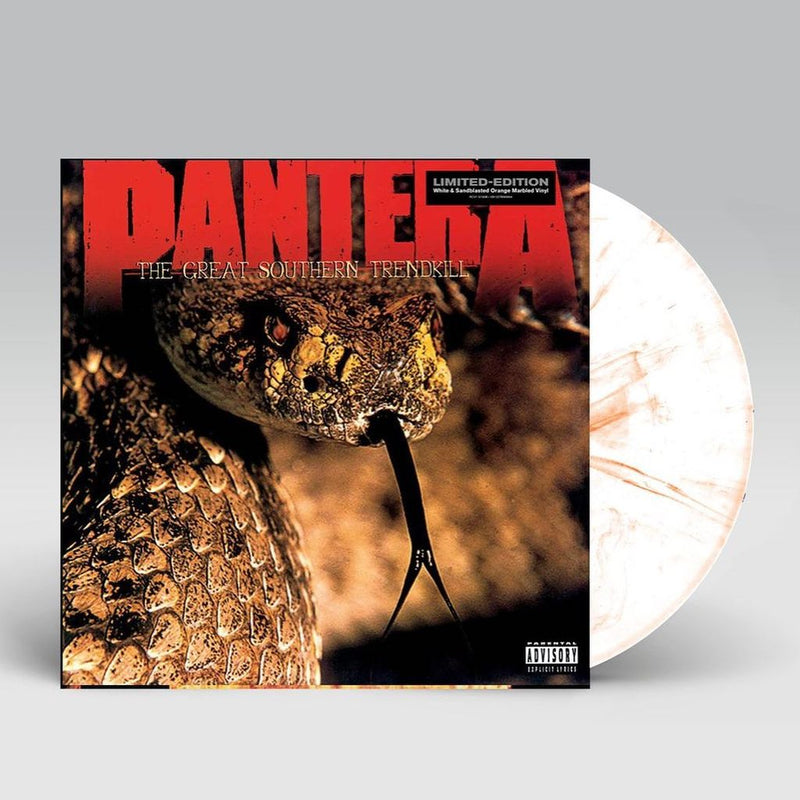 Buy Pantera - The Great Southern Trendkill (Indie Exclusive, Marble Orange Vinyl)
