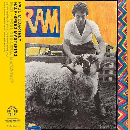 Buy Paul & Linda McCartney - Ram (50th Anniversary Half-Speed Master, Indie Exclusive) Vinyl