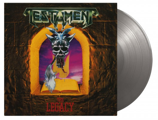 Buy Testament - The Legacy [Limited, Silver Vinyl, Import]