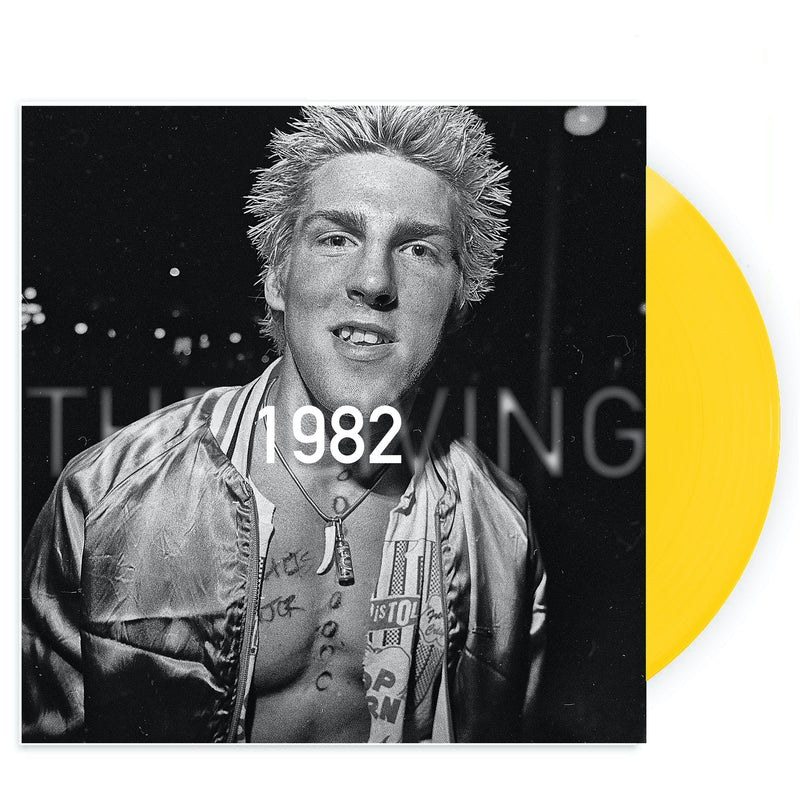 Buy The Living - 1982 (Indie Exclusive Limited Edition, Canary Yellow Vinyl)