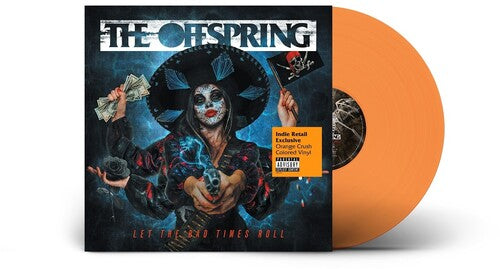 Buy The Offspring - Let The Bad Times Roll (Parental Advisory, Explicit Lyrics, Clear, Orange Colored Vinyl, Indie Exclusive)