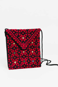 Elizabeth Envelope Strap Purse